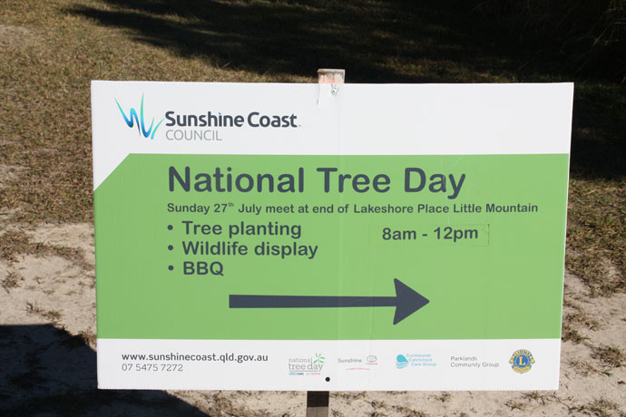 National Tree day 2014